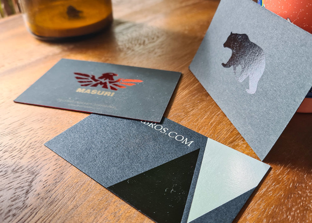 Luxury Business Cards 47