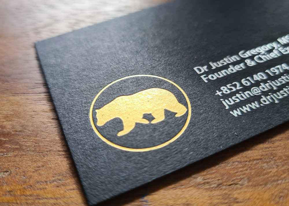 Luxury Business Cards 50