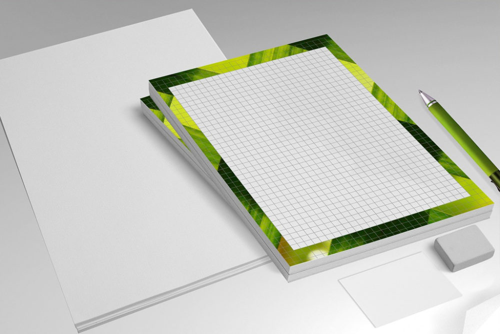 Linen Notepads | Printing Brooklyn