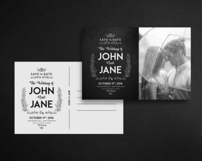 Postcards with Spot UV | Printing Brooklyn